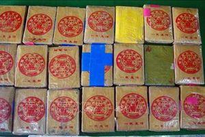 Ma túy dạt bờ biển các tỉnh miền Trung có nguồn gốc từ khu vực tam giác vàng