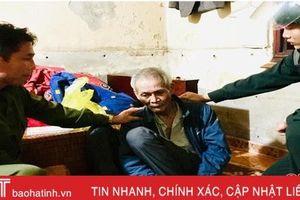 Bắt 2 'lão làng' tàng trữ hàng trăm viên hồng phiến ở xã miền núi Hà Tĩnh