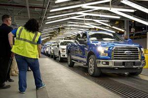 Ford thu hồi hơn 600.000 chiếc ôtô do lỗi hệ thống phanh
