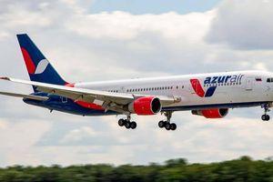 Say rượu, quậy trên máy bay, nữ hành khách người Nga bị phạt nặng