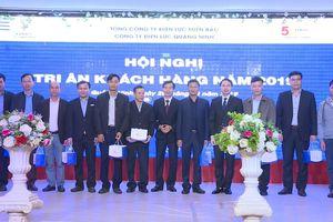 Điện lực Quảng Ninh tri ân khách hàng năm 2019