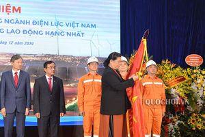 Phó Chủ tịch Thường trực Quốc hội Tòng Thị phóng dự Lễ kỷ niệm 65 năm Ngày truyền thống ngành Điện lực Việt Nam