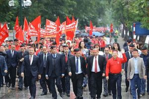 Phó Thủ tướng Trương Hòa Bình: Hiến máu cứu người là nghĩa cử cao đẹp