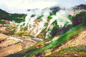 Bí ẩn 'thung lũng chết' tại Kamchatka