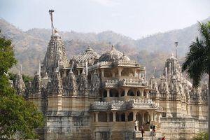 Vòng quanh Ấn Độ, hành hương đến những ngôi đền có kiến trúc độc nhất vô nhị