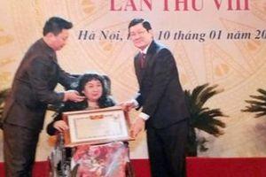 NSND Vũ Thị Minh Huệ: Như cánh chim không mỏi…