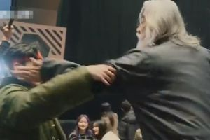 Đổng Hựu Lâm bị Trương Kỷ Trung tát trên sóng truyền hình
