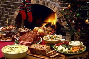 4 món ăn Giáng sinh đặc trưng không thể thiếu trên bàn tiệc gia đình