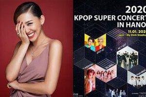Tóc Tiên hội ngộ cùng EXO-SC, NCT 127,… và 1 nam ca sĩ Việt giấu tên tại '2020 Kpop Super Concert'