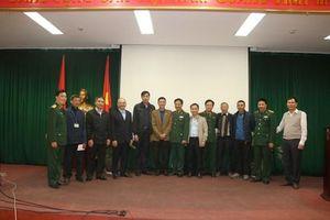 Tổng công ty Thép Việt Nam tổ chức gặp mặt các cựu quân nhân