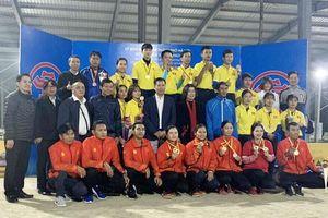 Lần đầu tiên Việt Nam giành 3 Huy chương vàng ở Giải bi sắt châu Á