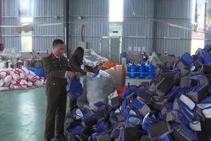 Thu giữ gần 45.000 túi giữ nhiệt nhập khẩu gắn mác 'Made in Vietnam'