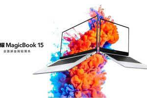 Honor MagicBook 15 có phiên bản Intel thế hệ 10, giá từ 699 USD
