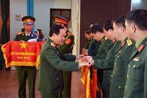 Quân khu 2 tổ chức Hội nghị tổng kết nhiệm vụ năm 2019 và triển khai nhiệm vụ năm 2020