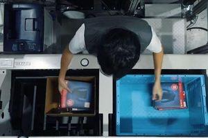 Hãng thời trang Uniqlo hướng tới việc tự động hóa hoàn toàn các xưởng sản xuất của mình