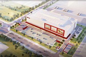 HBC khởi công Trung tâm Thương mại COBI CIF, giá trị thầu hơn 460 tỷ đồng