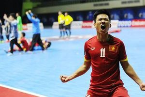 Tuyển thủ Futsal Trần Văn Vũ: Sau AFF Award là Quả bóng Vàng Việt Nam?