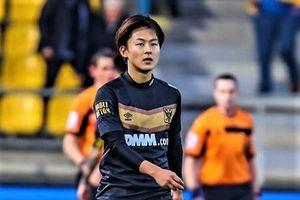 Sao trẻ Hàn Quốc ra sân tại Bỉ sau 4 tháng gia nhập