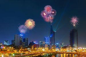 Việt Nam thuộc nhóm thứ 12 nước đón năm mới sớm nhất thế giới