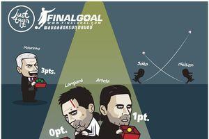 Ảnh chế Ngày Boxing Day: Chelsea thay MU làm Robinhood, Klopp dùng đũa thần hạ Người khổng lồ xanh Brendan Rodgers