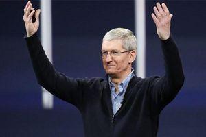 Vốn hóa của Apple tăng 530 tỷ USD trong 2019