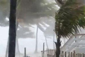 Bão Phanfone càn quét Philipines khiến 16 người thiệt mạng