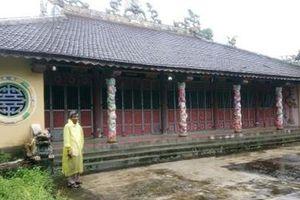 Đình làng xứ Huế và nỗi lo mất trộm cổ vật