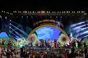 Chính thức khai mạc Lễ hội hoa hướng dương năm 2019