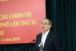 Mời nhân dân góp ý dự thảo báo cáo chính trị Đại hội Đảng bộ TPHCM