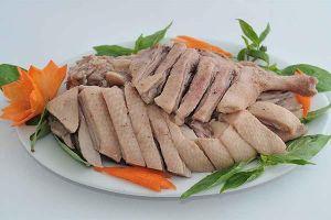 Những người bệnh gì không được ăn thịt vịt?