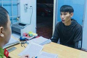 Bắt đối tượng dùng dao đâm 2 cán bộ công an ở Đắk Lắk