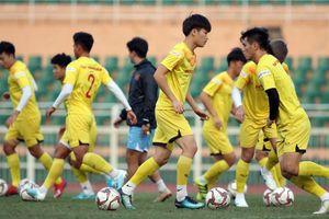 Tiền vệ Hoàng Đức hy vọng U23 Việt Nam sẽ đi đến trận đấu cuối cùng tại VCK châu Á