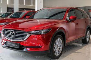Mazda CX-8 2020 có giá từ 43.610 USD tại Malaysia