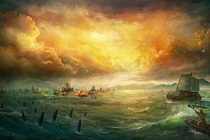 Sử nhà Nguyên viết gì về trận Bạch Đằng năm 1288?