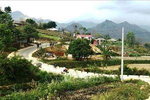 Đơn vị cấp huyện, thị đầu tiên của tỉnh Lai Châu về đích nông thôn mới