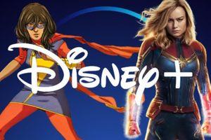Các series của Marvel trên Disney+ sẽ ảnh hưởng tới Captain Marvel 2!