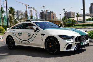 Cảnh sát Dubai được trang bị siêu xe đắt tiền, hiệu suất cao