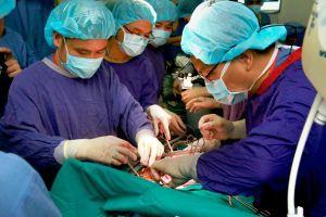 Lần đầu tiên thực hiện 2 ca ghép tạng đặc biệt
