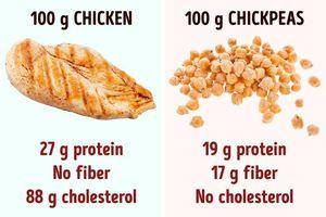 14 điều bất ngờ về thực phẩm giúp bạn ăn uống lành mạnh hơn