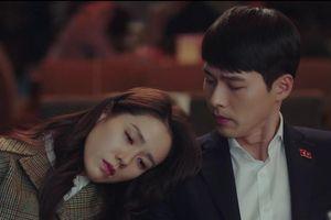 Phim của Son Ye Jin và Hyun Bin rating tăng mạnh, vươn lên vị trí thứ 7 trong top 10 phim có rating cao nhất năm 2019 trên đài cáp