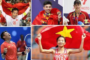 6 sự kiện nổi bật, 8 gương mặt thể thao Việt Nam xuất sắc năm 2019