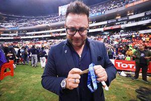 HLV vô địch giải Mexico vì lời hứa với con trai quá cố