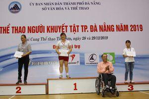 Đà Nẵng: Sôi nổi giải thể thao người khuyết tật