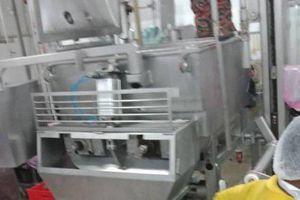 Đang bảo trì, công nhân bị máy xay thịt cuốn tử vong