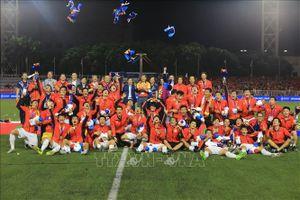 2019 - Năm đại thành công của bóng đá Việt Nam: Từ những mốc son, tiến bước tương lai