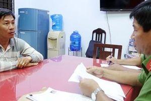 Bắt giữ nguyên cửa hàng trưởng xăng dầu trốn truy nã nhiều năm ở Campuchia