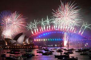 Không khí đón Năm mới 2020 ở khắp nơi trên thế giới