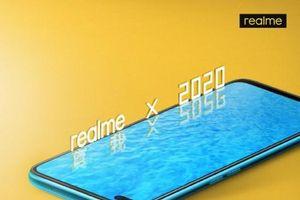 Realme X50 5G lộ diện qua poster chính thức