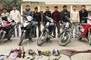 Thanh Hóa: Triệt phá ổ nhóm gây ra hàng chục vụ trộm cắp tài sản