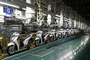 Honda sản xuất 400 triệu xe máy sau 70 năm